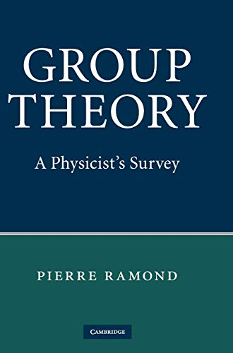9780521896030: Group Theory: A Physicist's Survey