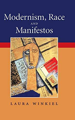 9780521896184: Modernism, Race and Manifestos