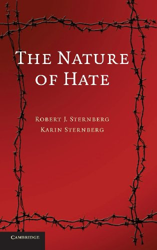 9780521896986: The Nature of Hate Hardback