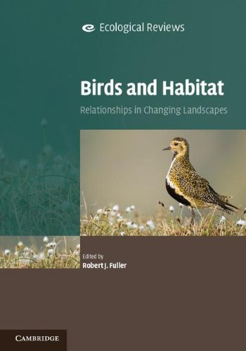 9780521897563: Birds and Habitat Hardback (Ecological Reviews)