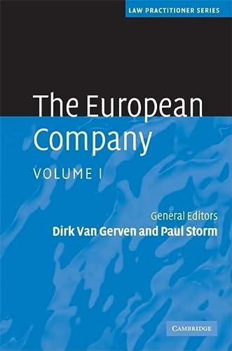 The European Company (Hardback)