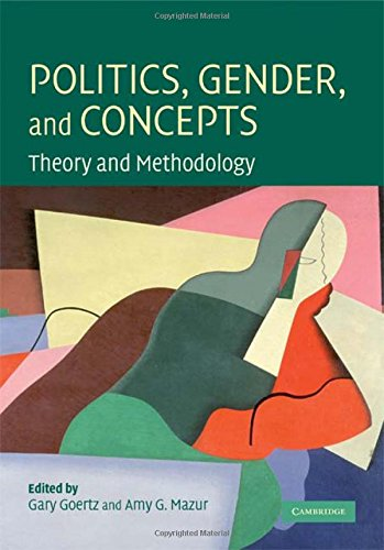 9780521897761: Politics, Gender, and Concepts: Theory and Methodology