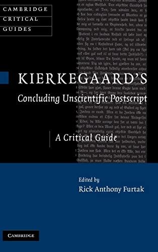 Kierkegaard s Concluding Unscientific Postscript : A Critical Guide (Hardback)