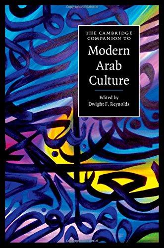9780521898072: The Cambridge Companion to Modern Arab Culture