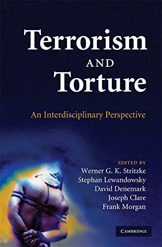 9780521898195: Terrorism and Torture: An Interdisciplinary Perspective