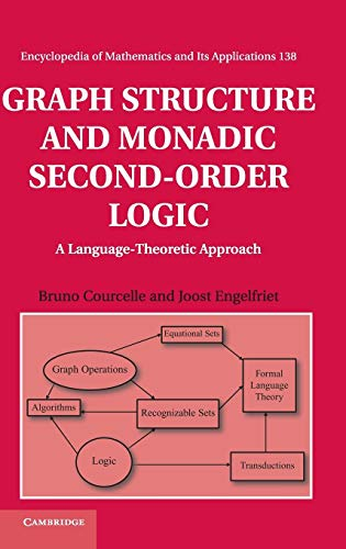 9780521898331: Graph Structure and Monadic Second-Order Logic: A Language-Theoretic Approach (Encyclopedia of Mathematics and its Applications)