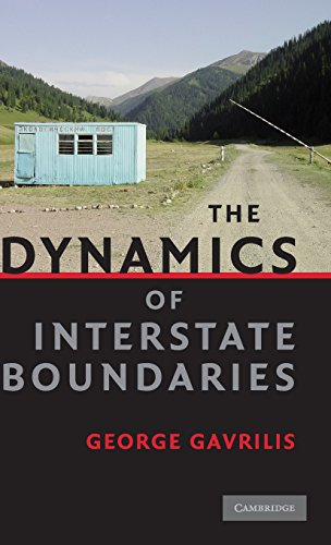 9780521898997: The Dynamics of Interstate Boundaries (Cambridge Studies in Comparative Politics (Hardcover))
