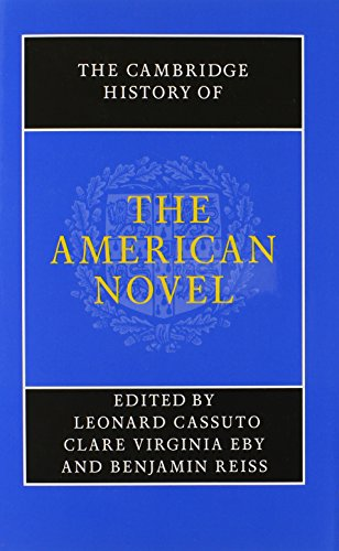 9780521899079: The Cambridge History of the American Novel