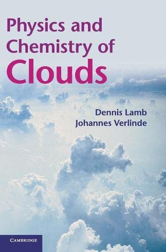 9780521899109: Physics and Chemistry of Clouds