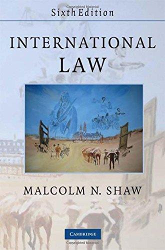 9780521899291: International Law