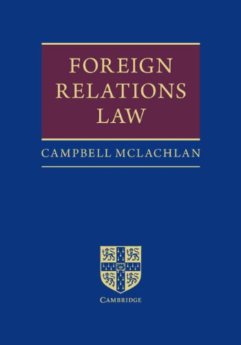 9780521899857: Foreign Relations Law