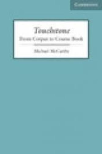 9780521934817: McCarthy Touchstone Corpus Pedagogical Booklet Box New York Only