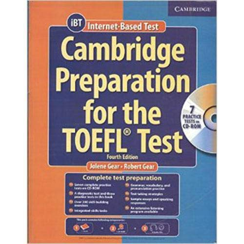 9780521951036: Cambridge Preparation for the Toefl Test