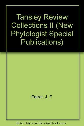 The Tansley Review Collections II: Mycorrhizas -: Wiley-Blackwell
