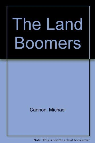 9780522837889: The Land Boomers