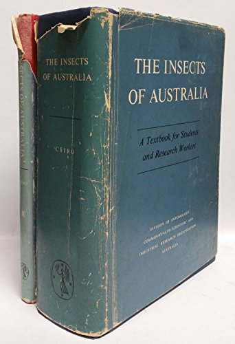 The Insects of Australia: A Textbook for Students and Research Workers: Commonwealth Scientific and...