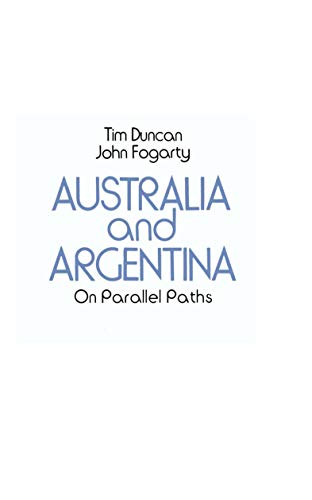 9780522842692: Australia and Argentina on Parallel Paths