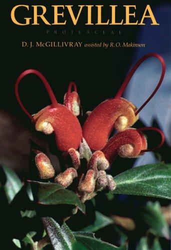 9780522844399: Grevillea: Proteaceae: A taxonomic revision (Miegunyah Press Series)