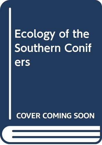 9780522845662: Ecology of the Southern Conifers