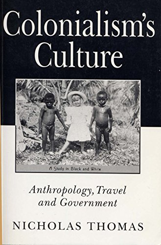 9780522846355: Colonialism's Culture