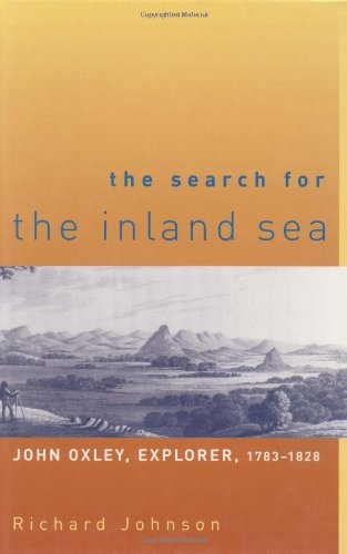 The Search for the Inland Sea: John: Richard Johnson