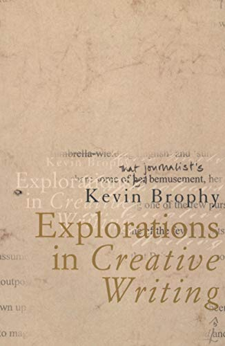 9780522850567: Explorations in Creative Writing