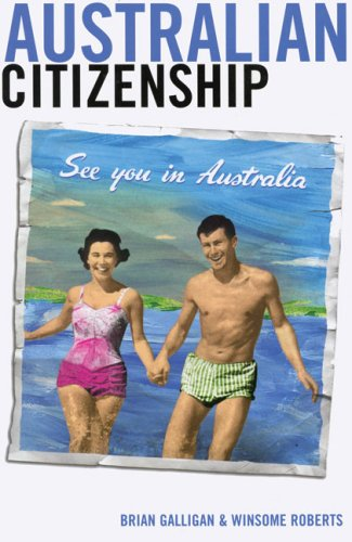 9780522850949: Australian Citizenship