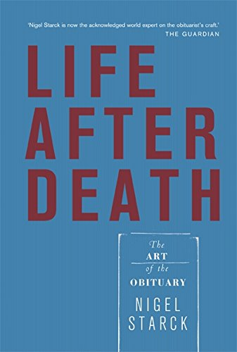 9780522852561: Life After Death: The Art of the Obituary