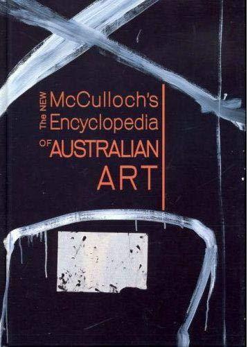 9780522853179: The New McCulloch's Encylopedia of Australian Art