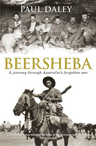 9780522855999: Beersheba: A Journey Through Australia's Forgotten War