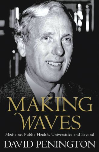 Making Waves (Hardback): David G. Penington