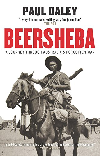 9780522857962: Beersheba: A Journey Through Australia's Forgotten War