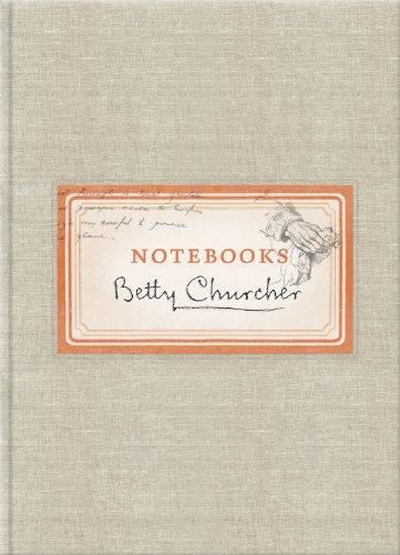 Notebooks: Churcher, Betty