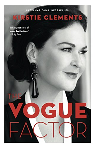 9780522862430: The Vogue Factor: From Front Desk to Editor