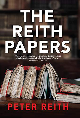 9780522862676: The Reith Papers