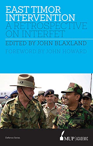 9780522867763: East Timor Intervention: A retrospective on INTERFET