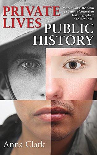 9780522868951: Private Lives, Public History