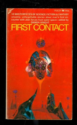 9780523000626: First Contact