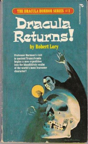 Dracula Returns! [Apr 01, 1973] Lory, Robert: Lory, Robert