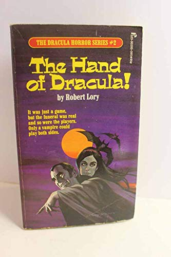 9780523002002: The Hand of Dracula! (The Dracula Horror Series, #2)