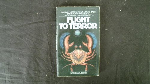 9780523002194: Flight to Terror