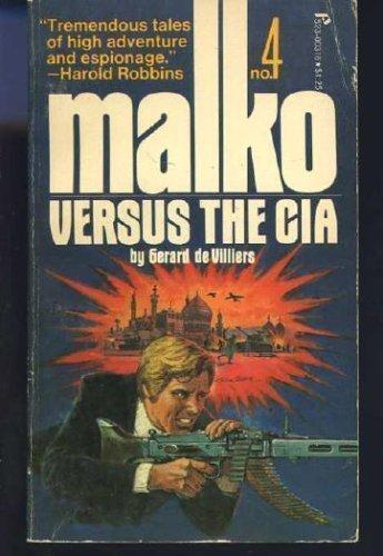9780523003160: Malko versus the CIA (Malko series)