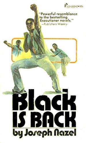 9780523003429: Black is Back