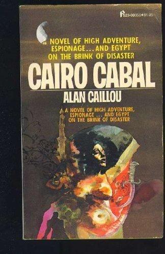 9780523003580: Cairo Cabal