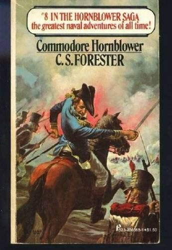 9780523003887: Commodore Hornblower (Number 8)