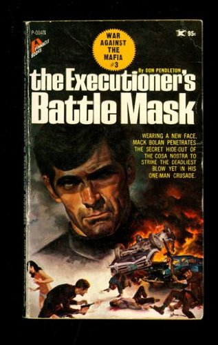 9780523004037: Battle Mask (The Executioner, No.3)