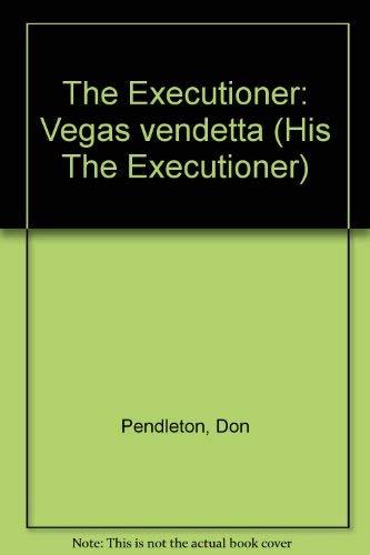 9780523004099: The Executioner: Vegas Vendetta