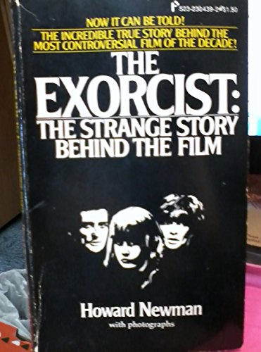 9780523004396: The Exorcist: the Strange Story Behind the Film