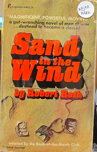 9780523004495: Sand in the Wind