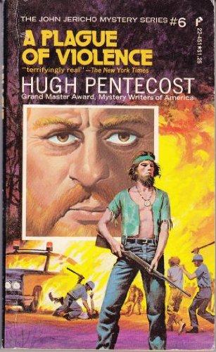 a Plague of Violence (9780523004518) by Hugh Pentecost